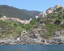 Corniglia - Cinque Terre - Panorama